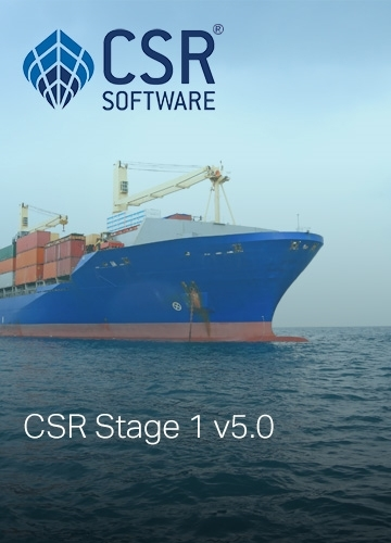 Picture of CSR Stage 1 v5.0