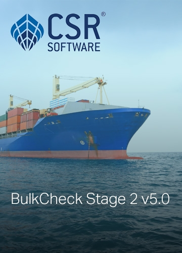 Picture of CSR BulkCheck Stage 2 v5.0